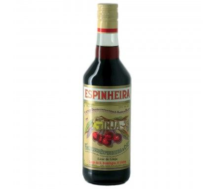 Ginja Espinheira W/ Fruit 70 Cl