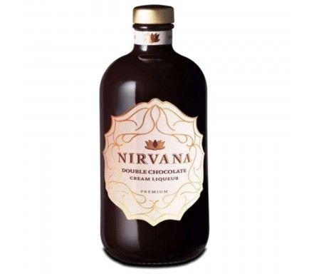 Licor Nirvana Double Chocolate 50 Cl