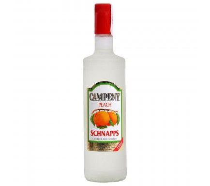 Liquor Campeny Schnapps Pessego 1 L