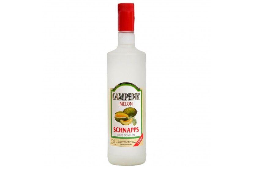 Liquor Campeny Schnapps Melão 1 L