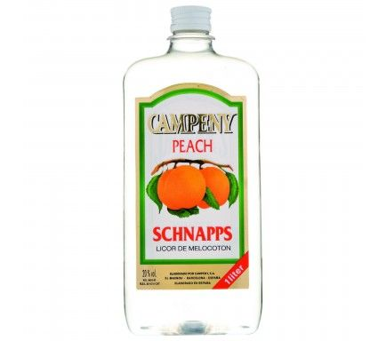 Licor Campeny Schnapps Pessego 20 Cl