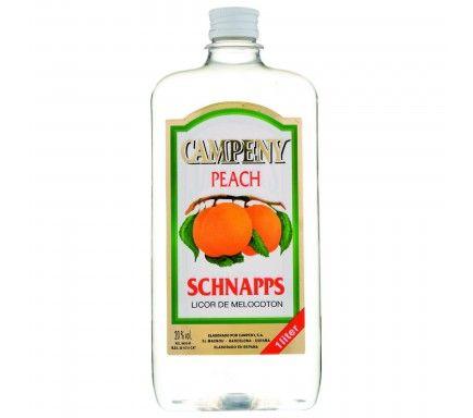 Liquor Campeny Schnapps Pessego 20 Cl