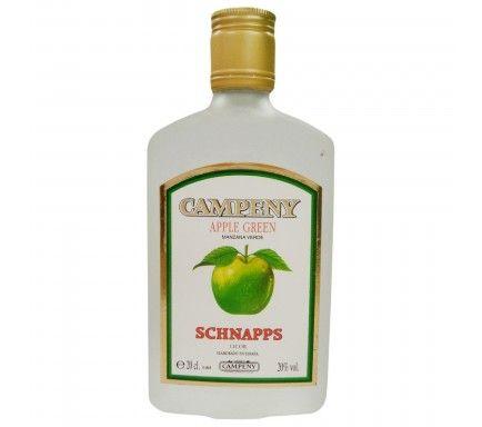Licor Campeny Schnapps Maça 20 Cl