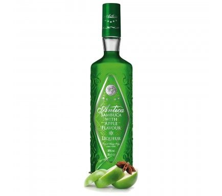 Sambuca Antica Apple 70 Cl