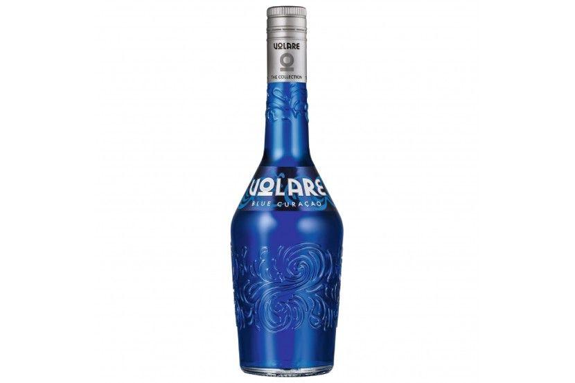 Licor Volare Blue Curação 70 Cl