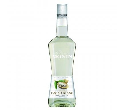 Liquor Monin Cacau Branco 70 Cl