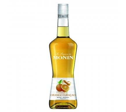 Licor Monin Orange Curaçao 70 Cl