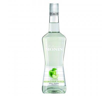 Licor Monin Manzana Vert 70 Cl
