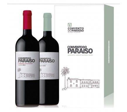 Pack Vinho Tinto Convento Paraiso Cab. Sauvignon & Sousao