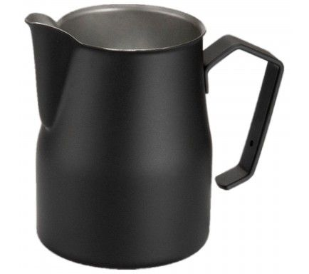 Professional Black Milk Jug 50Cl