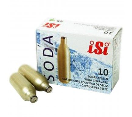 Charges Soda Isi (10 Units)