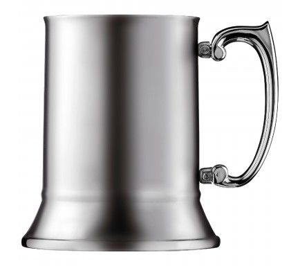 Steel Tankard Mug 450 Ml
