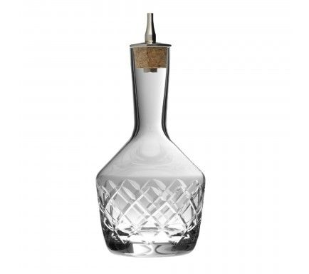 Garrafa Art Deco/Diamond Cut 200Ml