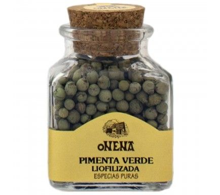 Especiarias Pimenta Verde 20 Gramas