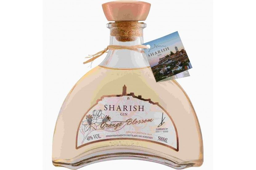 Gin Sharish Orange Bloosom 50 Cl