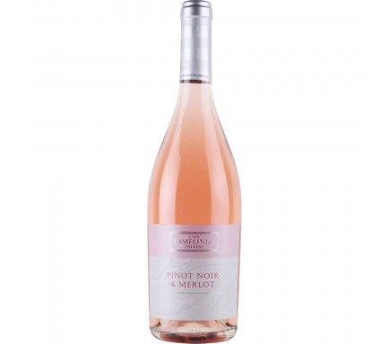 Rose Wine Cef Pinot Noir/Merlot 75 Cl