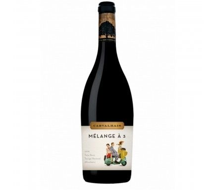 Red Wine Dão Quinta Carvalhais Melange a 3 75 Cl
