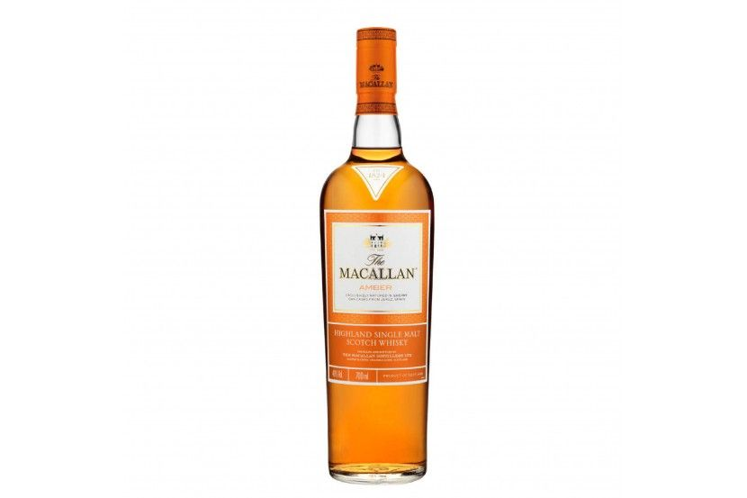 Whisky Malt Macallan Amber 70 Cl