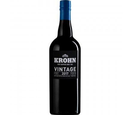 Porto Krohn Vintage 2017 75 Cl