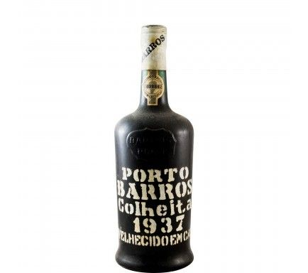Porto Barros 1937 Colheita 75 Cl