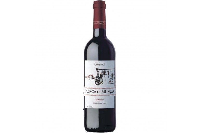 Vinho Tinto Douro Porca Murça Reserva 75 Cl