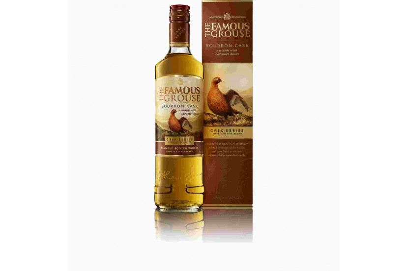 Whisky Famous Grouse Bourbon Cask 70 Cl