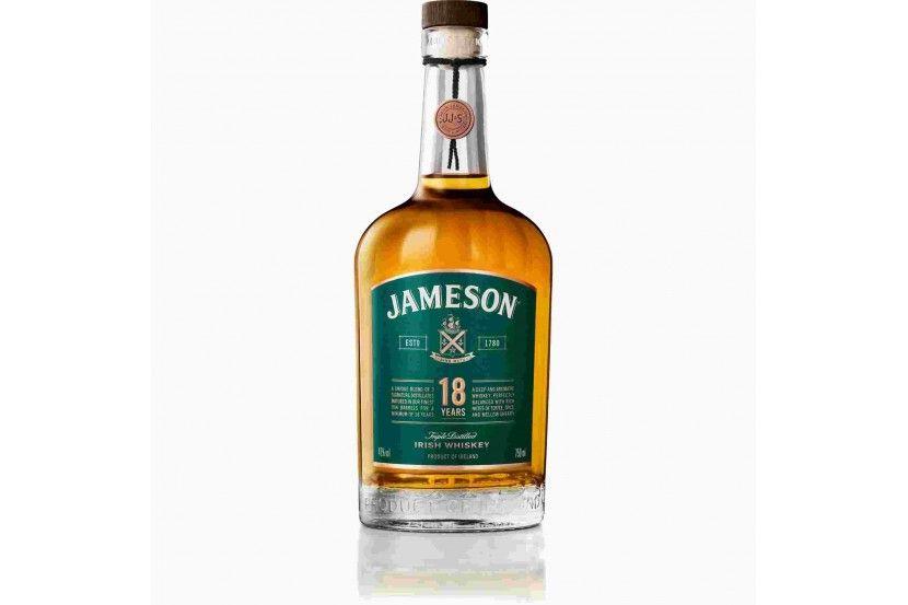 Whisky Jameson 18 Anos 70 Cl