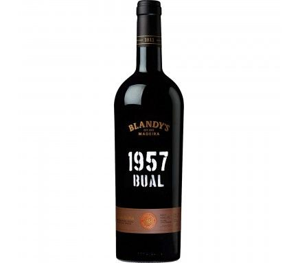 Madeira Blandy'S Bual 1957  75 Cl