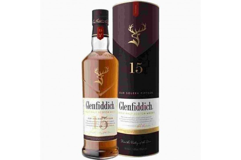 Whisky Malt Glenfiddich 15 Years 70 Cl