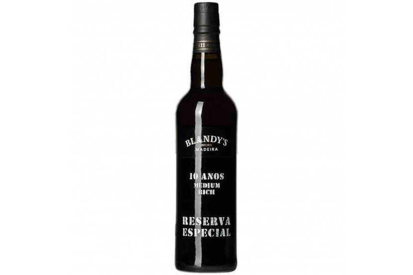 Madeira Blandy's Reserva Especial 10 Anos 50 Cl
