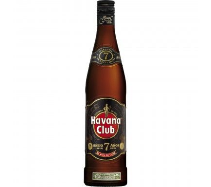 Rum Havana Club 7 Anos 70 Cl