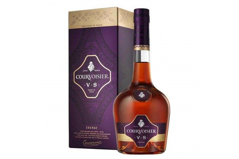 Cognac Courvoisier *** 70 Cl