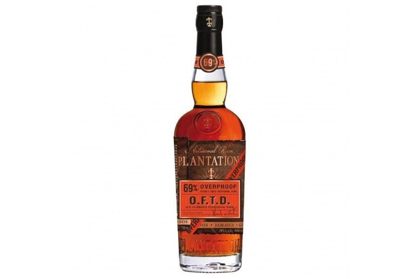Rum Plantation Overproof Original Dark 70 Cl