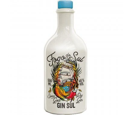 "Gin Sul ""Fogo Do Sul"" - Limited Edition 50 Cl"