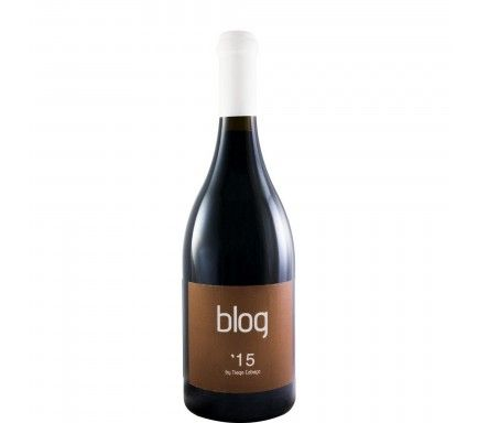 Vinho Tinto Blog Alicante + Syrah 75 Cl