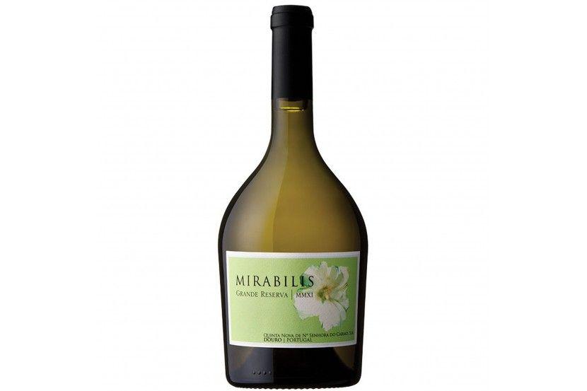 Vinho Branco Douro Mirabillis 2018 75 Cl