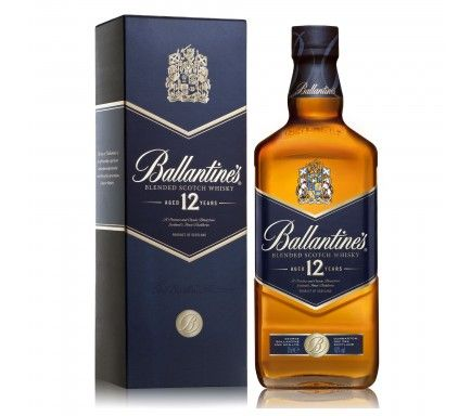Whisky Ballantine's 12 Anos 70 Cl