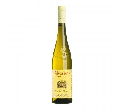 Vinho Verde Alvarinho Deu La Deu 75 Cl
