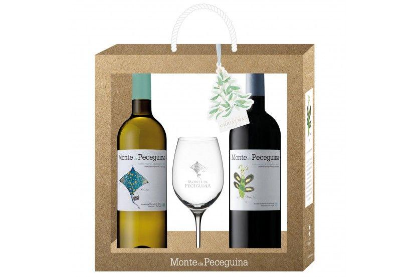 Christmas Pack Peceguina with Glass