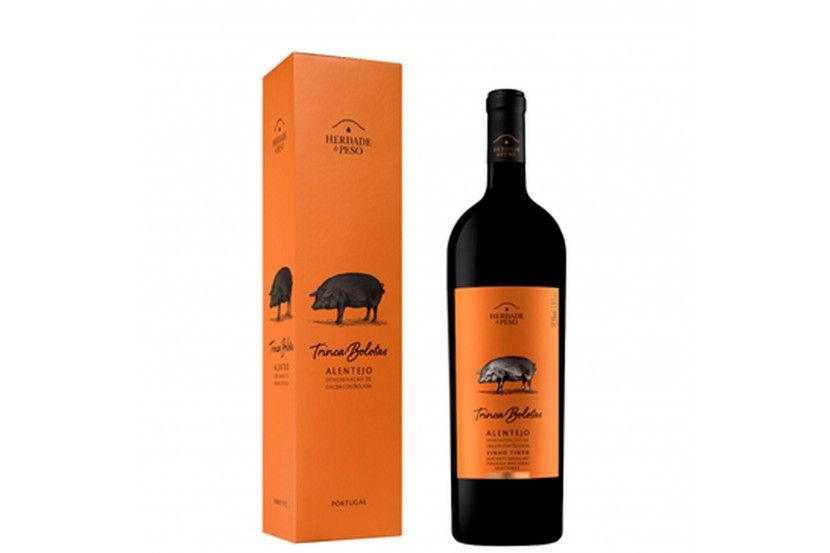 Red Wine Trinca Bolotas 1.5 L
