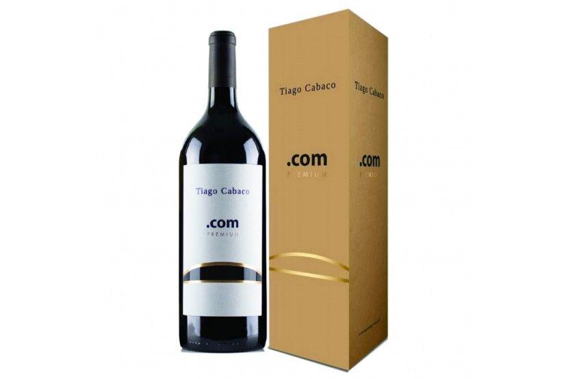 Vinho Tinto Tiago Cabaço .Com Premium 1.5 L