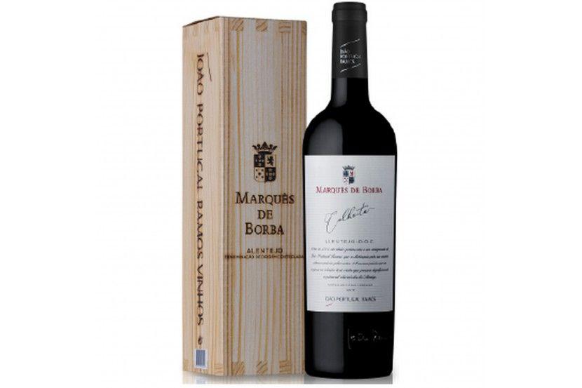 Red Wine Marques De Borba 1.5 Lt