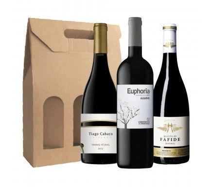 Pack Vinho Tinto Premium