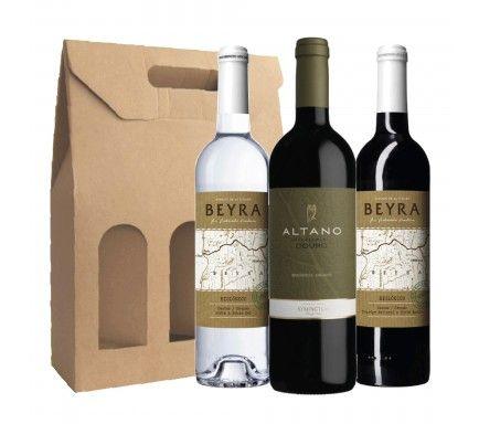 Pack Vinho Tinto Bio