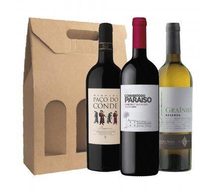 Pack Vinho Degustacao
