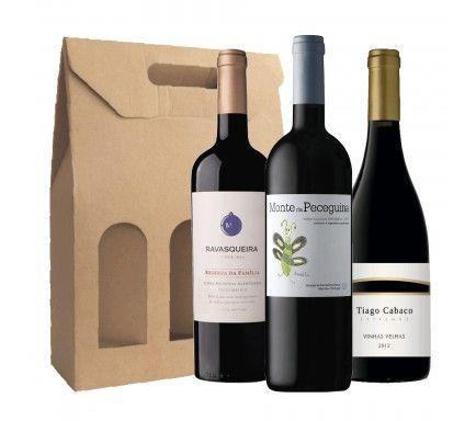 Pack Vinho Tinto Alentejo Premium