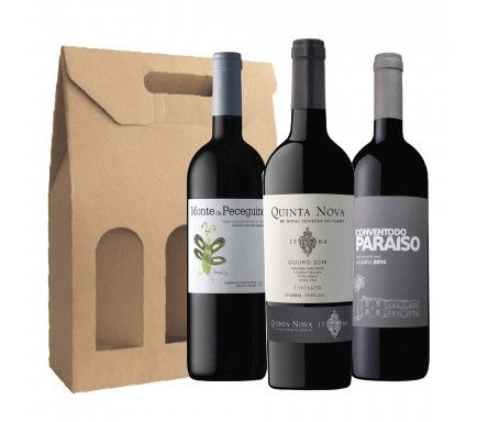 Pack Vinho Tinto Estrela