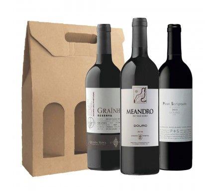 Pack Vinho Tinto Douro Premium