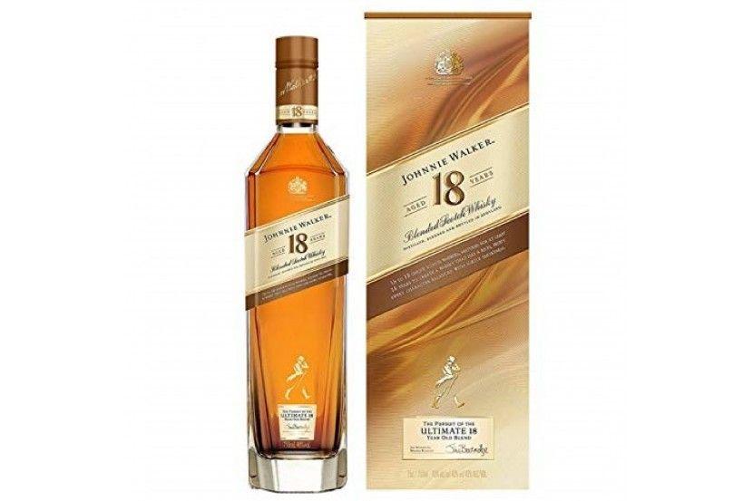 Whisky Johnnie Walker 18 Anos 70 Cl