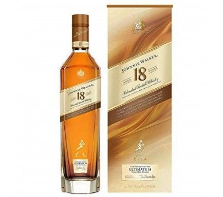 Whisky Johnnie Walker 18 Anos 70 Cl